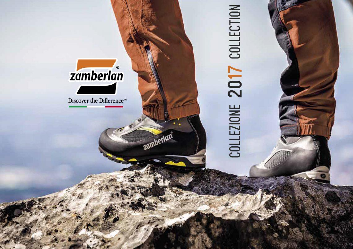 check out 923fc a8c51 CATALOGO ZAMBERLAN - Calzature Caccia, Zamberlan