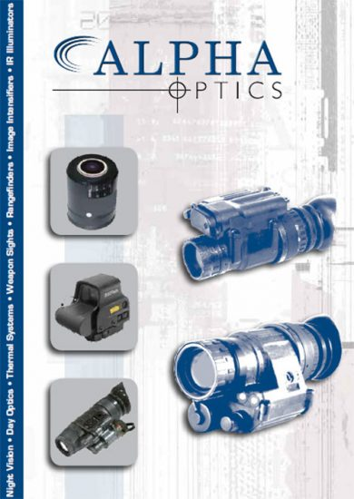 catalogo alpha optics