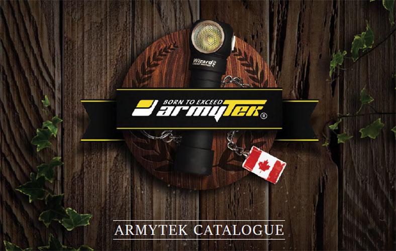 catalogo armytek