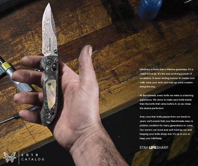 catalogo benchmade