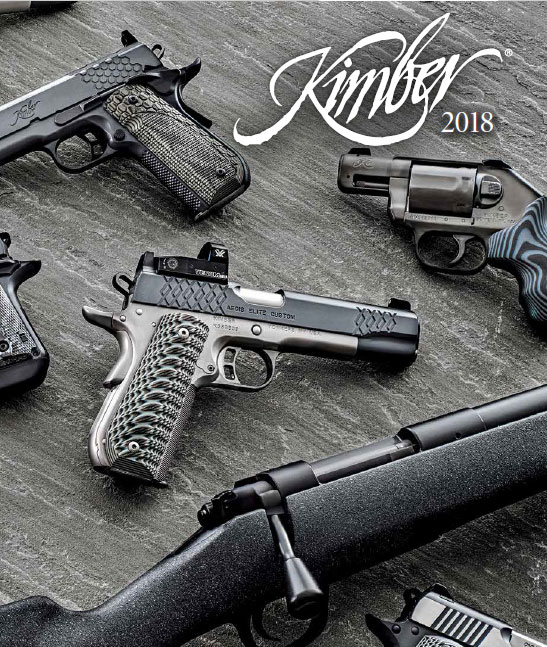 catalogo kimber