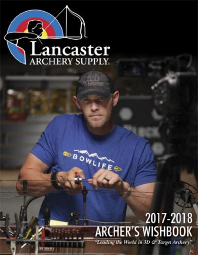 catalogo lancaster archery