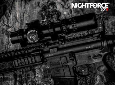 catalogo nightforce