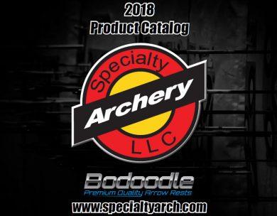 catalogo speciality archery