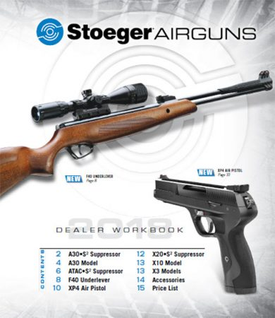 catalogo stoeger airguns