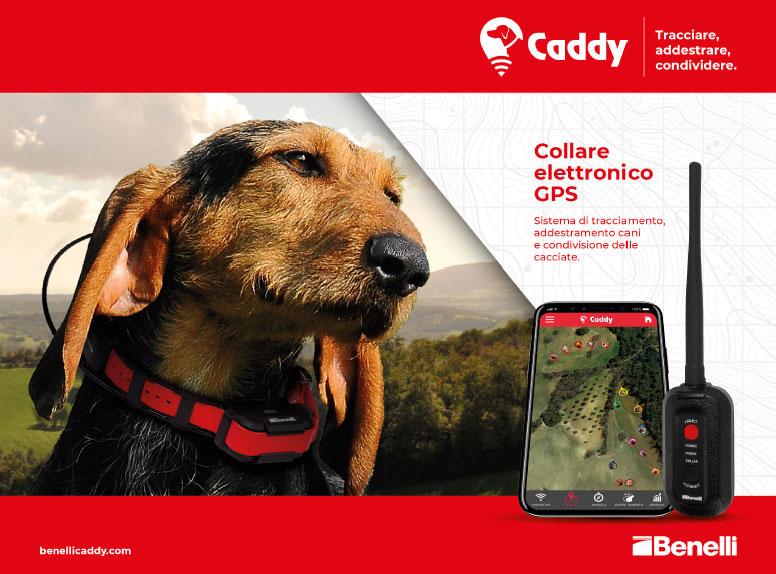 Catalogo Benelli Caddy