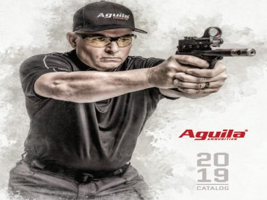 catalogo aguila ammunation 2019