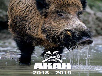 catalogo akah 2018-2019