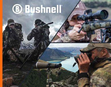 Catalogo Caccia BUSHNELL 2019