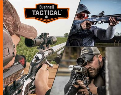 Catalogo Tactical BUSHNELL 2019