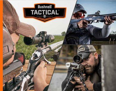 Catalogo Tactical BUSHNELL 2019