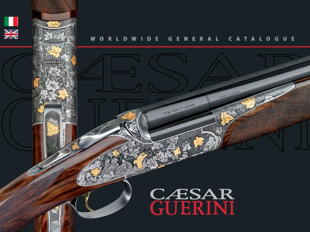 Catalogo Caesar Guerini 2018