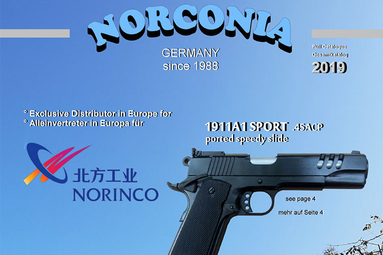 Catalogo Norconia 2019