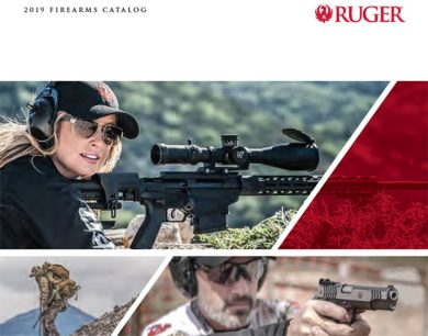 Catalogo Ruger 2019
