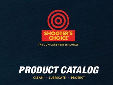 Catalogo Shooter's Choice 2018