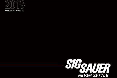 Catalogo Sig Sauer 2019