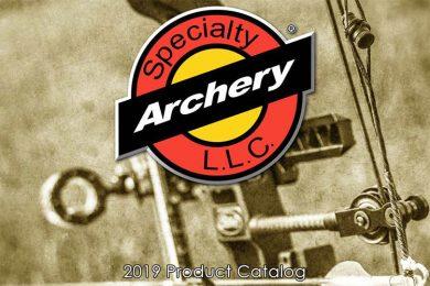 Catalogo Speciality Archery 2019