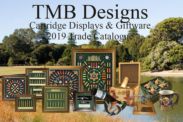 Catalogo TMB Designs 2019