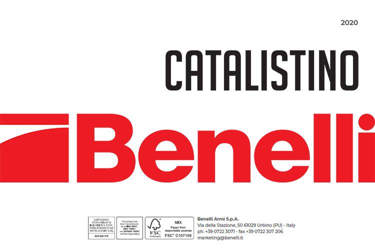Catalogo Benelli 2020
