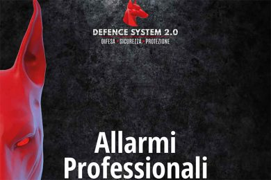 Catalogo Defence System Allarmi professionali 2020-21