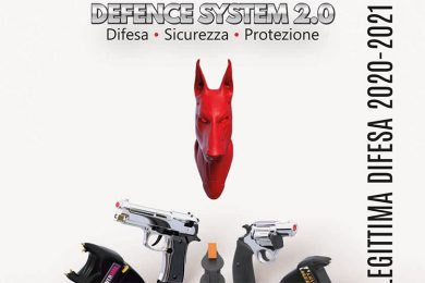 Catalogo Defence System Difesa Personale 2020-21