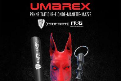 Catalogo Defence System - Umarex Manette Fionde Penne Mazze 2020