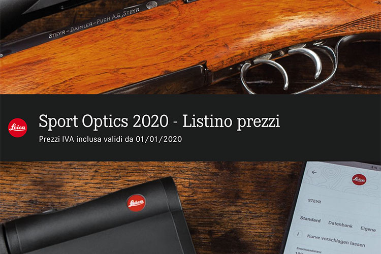 Catalogo Sport Optics 2020
