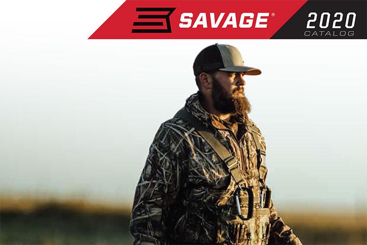 Catalogo Savage Arms 2020