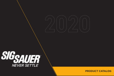 Catalogo Sig Sauer 2020
