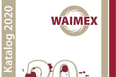 catalogo waimex 2020